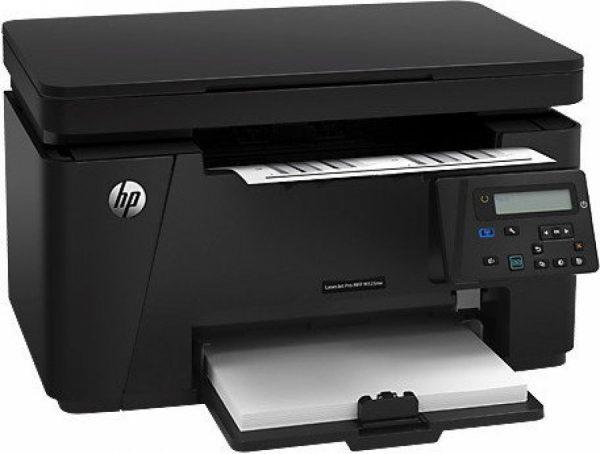 Urządzenie wielofunkcyjne HP LaserJet Pro M125nw