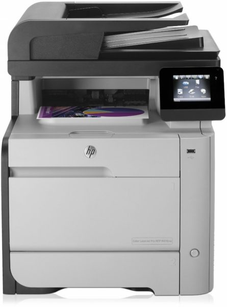 Urządzenie wielofunkcyjne HP LaserJet Pro 400 M476dn