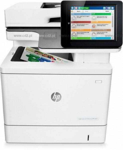 Urządzenie wielofunkcyjne HP M577dn