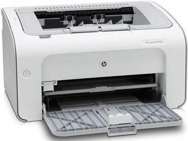 Drukarka HP LaserJet P1102