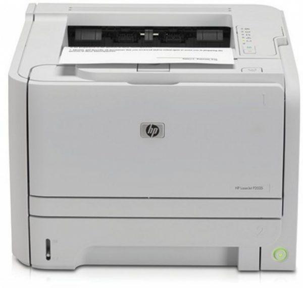 Drukarka HP LaserJet P2035