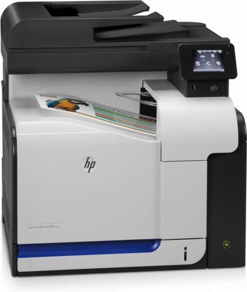 Urządzenie wielofunkcyjne HP LaserJet Pro 500 M570dw