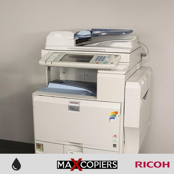 Kserokopiarki i urządzenia wielofunkcyjne Ricoh czarno białe